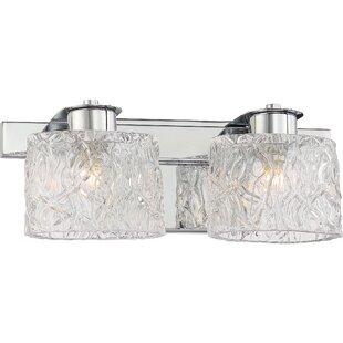 Glendale 2-Light Vanity light