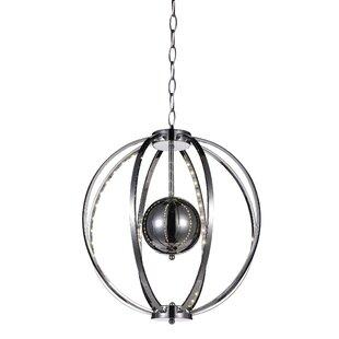 CWI Lighting Jacquimo 8-Light Globe Chandelier