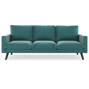 Couture Mod Velvet Sofa