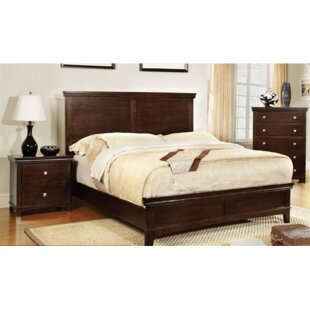Crissyfield Panel Bed