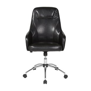 Dulin High Back Office Chair by Orren Ellis Cheap