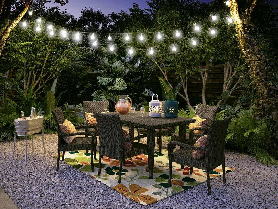 13 Dazzling Yet Easy Outdoor Lighting Ideas Wayfair