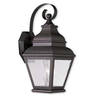 Low priced Southport 1-Light Outdoor Wall Lantern By Darby Home Co