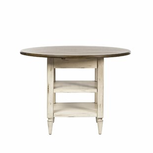 Baleine Drop Leaf Dining Table by Lark Manor 2019 Online