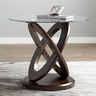 Crites End Table by Brayden Studio