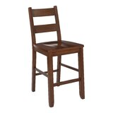 Emmylou Kitchen 24 Bar Stool by Charlton Home®