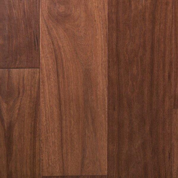 Gohaus Exotic 7 12 Engineered Santos Mahogany Hardwood Flooring In