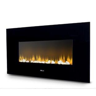 1500w Wall Mounted Electric Fireplace
