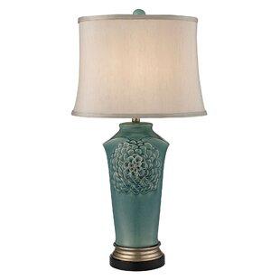 Organic Flowers 31 Table Lamp