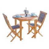 Oasis Solid Wood Dining Table
