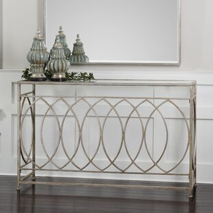 One Allium Way Fauver Console Table