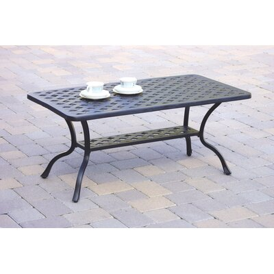 Mckinney Metal Coffee Table by Astoria Grand New Design
