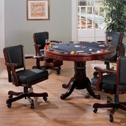 Reviews Gaming Norwitch Poker Table By Wildon Home ®