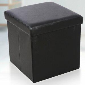 Cube Folding Storage Ottoman