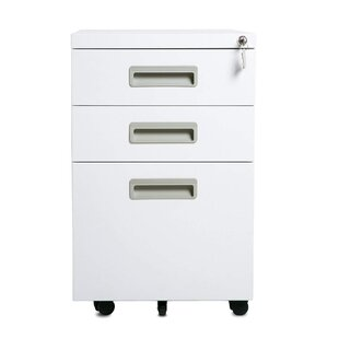 Symple Stuff Chula 3-Drawer Mobile Vertic..