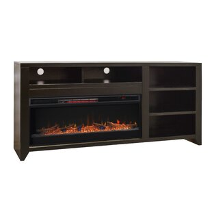 Reviews Kolya TV Stand for TVs up to 70 Fireplace by Darby Home Co Reviews (2019) & Buyer's Guide