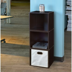 Rebrilliant Cube Unit Bookcase