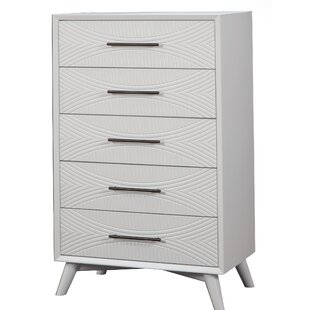 Crowe 5 Drawer Dresser by Brayden Studio