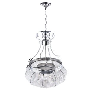 CWI Lighting 6-Light Urn Pendant