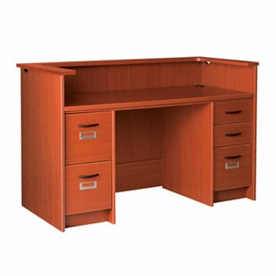 Stevens ID Systems Library Executive Desk