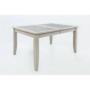 Leigh Extendable Dining Table by Red Barrel Studio Amazingt