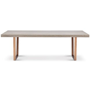 Biddulph Dining Table by Brayden Studio
