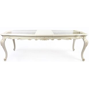 Wensley Extendable Dining Table Astoria Grand