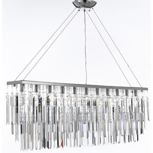 Orren Ellis Hovey 11-Light Kitchen Island Pendant
