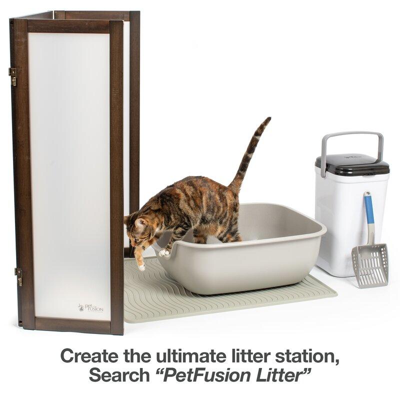 Portable Cat Standard Litter Box