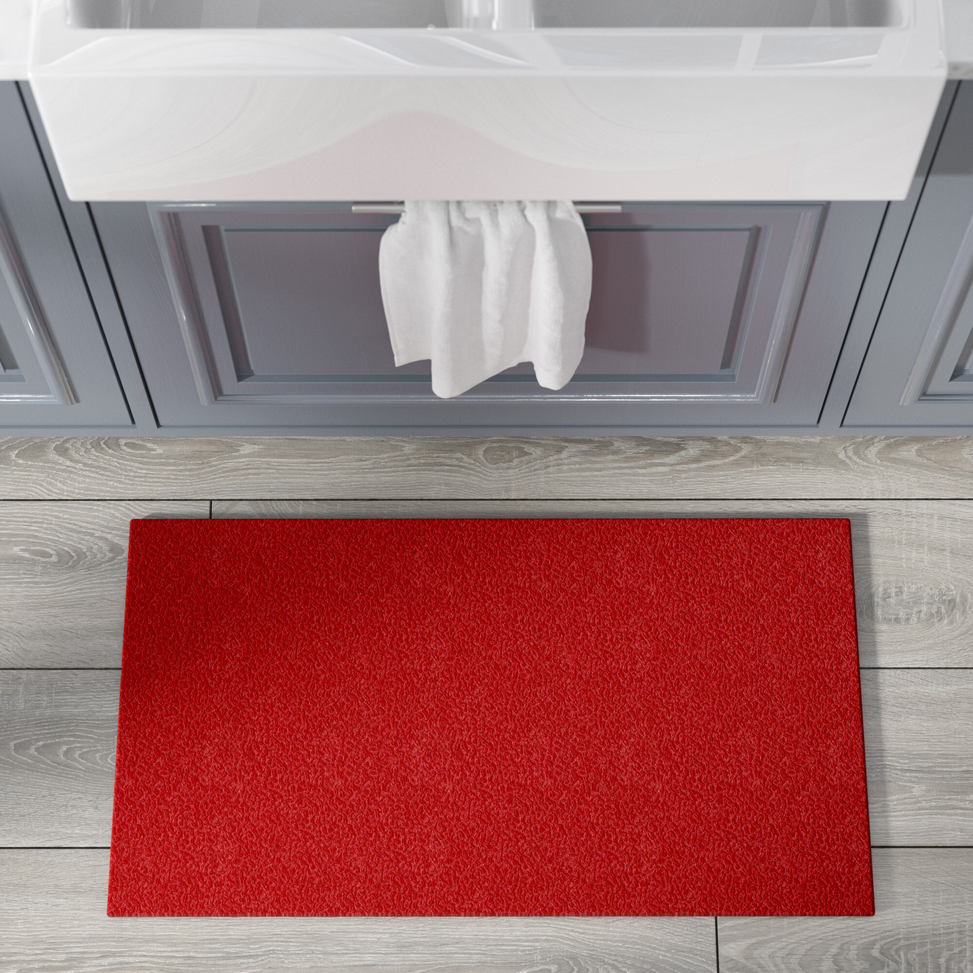 Rebrilliant Bouck Comfort Kitchen Mat U0026 Reviews | Wayfair