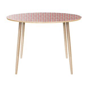Van Nest Dining Table by Bungalow Rose No Copoun