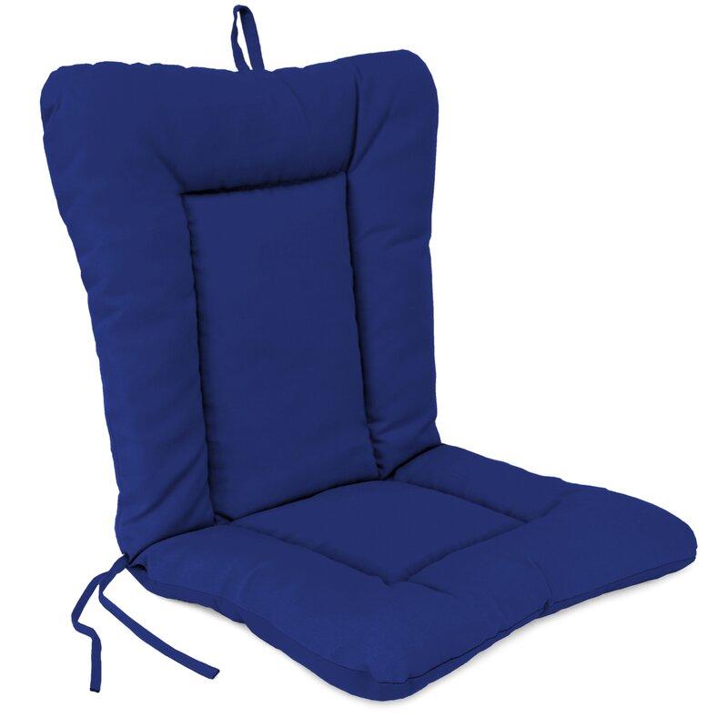 Jordan Manufacturing Indoor Outdoor Dining Chair Cushion Reviews Wayfair