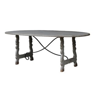 Navarre Solid Wood Dining Table