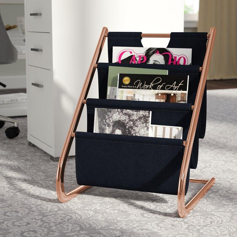 Willa Arlo Interiors Kolten Magazine Rack