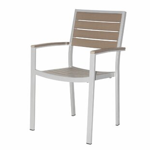 Napa Stacking Patio Dining Chair by Source Contract 2019 Online