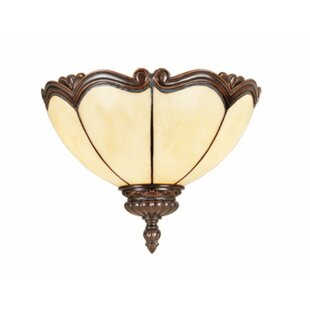 Savings Seville 2-Light Wall Sconce By RAM Game Room