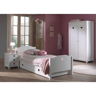 Aldridge 3 Piece Bedroom Set By Harriet Bee