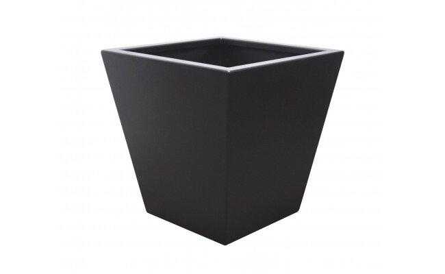 Rhymer Square Metal Planter Box  sc 1 st  Wayfair & Latitude Run Rhymer Square Metal Planter Box u0026 Reviews | Wayfair