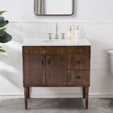Chassidy 36 Single Bathroom Vanity Set by Foundry Select