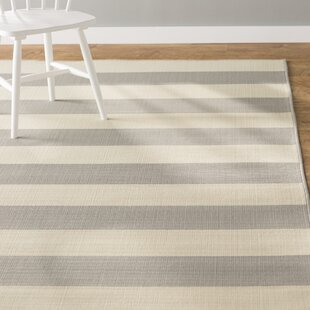 Alford Grey/Ivory Indoor/Outdoor Area Rug
