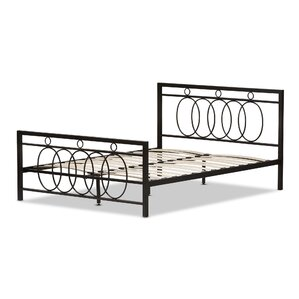 Baxton Studio Platform Bed by Wholesale Interiors