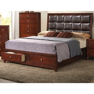 Best Price Alexei Upholstered Storage Panel Bed by Alcott Hill Reviews (2019) & Buyer's Guide
