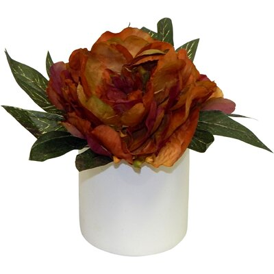 floral home decor orchid floral design wayfair.htm charlton home fall peony centerpiece  charlton home fall peony centerpiece