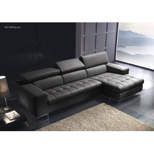 Bayonne Corner Sofa By Wade Logan