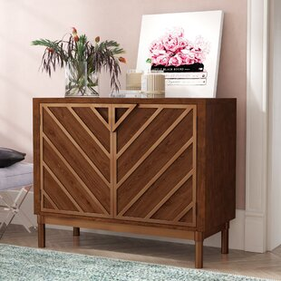 Thame Cocktail Accent Cabinet by Mercer41