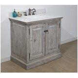 Rundall 37 Single Bathroom Vanity Set by Loon Peak®