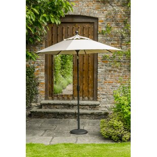 Layman 3m Traditional Parasol By Sol 72 Outdoor