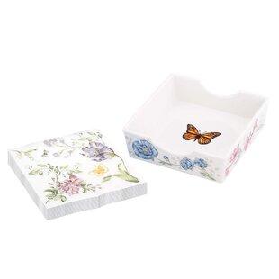 Butterfly Meadow Flat Napkin Holder