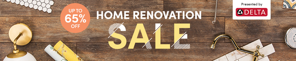Home Renovation Sale