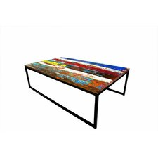 Unsinkable Coffee Table by EcoChic Lifestyles